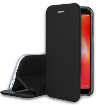 Ibroz Xiaomi Redmi 6A Cuir noir