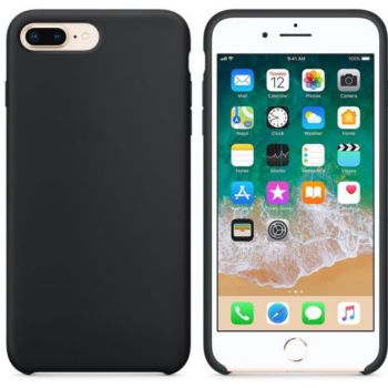 Ibroz iPhone 6/7/8 Liquid Silicone noir