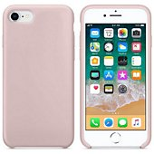 Coque Ibroz iPhone 6/7/8 Liquid Silicone rose