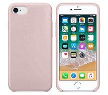Coque Ibroz  iPhone 6/7/8 Liquid Silicone rose