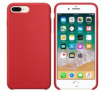 Coque Ibroz  iPhone 6/7/8 Liquid Silicone rouge