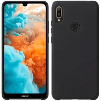 Ibroz Huawei Y6 2019 Liquid Silicone noir