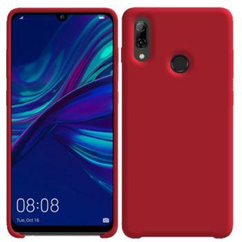 Ibroz Huawei P Smart 2019 LiquidSilicone rouge