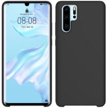 Ibroz Huawei P30 Pro Liquid Silicone noir