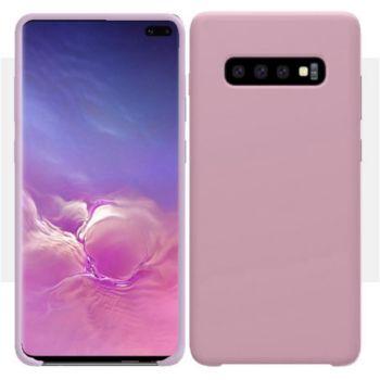 Ibroz Samsung S10 Liquid Silicone rose