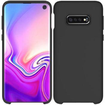 Ibroz Samsung S10e Liquid Silicone noir