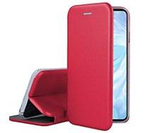Etui Ibroz  Huawei P30 Cuir rouge