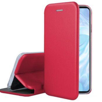 Ibroz Huawei P30 Pro Cuir rouge