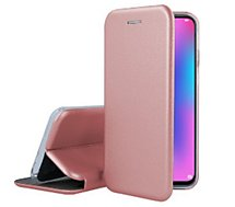 Etui Ibroz  Honor 10 Lite Cuir rose