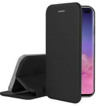 Ibroz Samsung S10+ Cuir noir