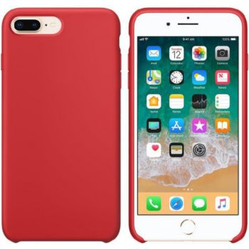 Ibroz iPhone 7/8/SE 2020 Liquid Silicone rouge