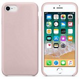 Coque Ibroz  iPhone 7/8/SE 2020 Liquid Silicone rose