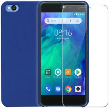 Ibroz Xiaomi Redmi Go Coque bleu