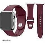 Bracelet Ibroz  Apple Watch SoftTouch 40mm bordeaux