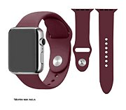 Ibroz Apple Watch SoftTouch 40mm bordeaux