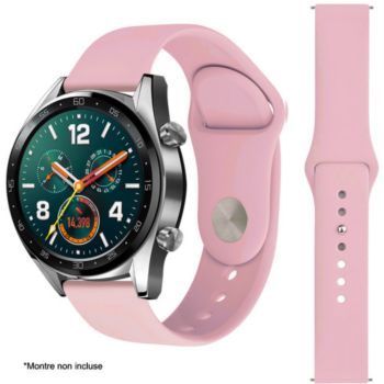 Ibroz Samsung/Huawei SoftTouch 22mm rose