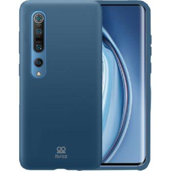 Ibroz Xiaomi Mi 10 Pro Liquid Silicone bleu