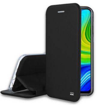 Ibroz Xiaomi Note 9 Cuir noir