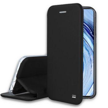 Ibroz Xiaomi Note 9 Pro Cuir noir