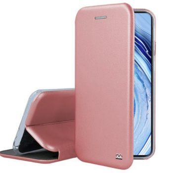 Ibroz Xiaomi Note 9 Pro Cuir rose