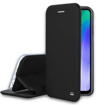 Ibroz Huawei Y6P 2020 Cuir noir