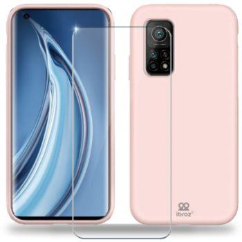 Ibroz Xiaomi Mi 10T Pro Coque rose