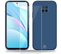 Coque Ibroz  Xiaomi Mi 10T Lite Coque bleu