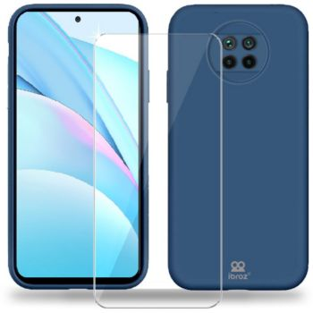Ibroz Xiaomi Mi 10T Lite Coque bleu
