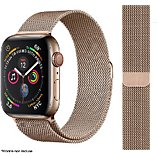 Bracelet Ibroz  Apple Watch 40mm Maille gold