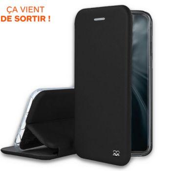 Ibroz Xiaomi Mi 11 Etui cuir noir