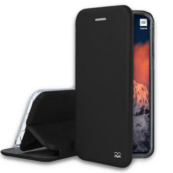 Ibroz Xiaomi Mi 11 Lite 4G/5G Etui cuir noir