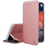 Etui Ibroz  Xiaomi Mi 11 Lite 4G/5G Etui cuir rose