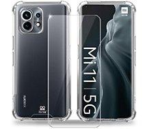 Coque Ibroz  Xiaomi Mi 11 Coque transparent