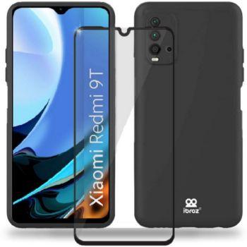 Ibroz Xiaomi Redmi 9T Coque noir