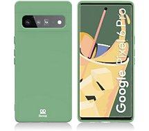 Coque Ibroz  Google Pixel 6 Pro Silicone vert