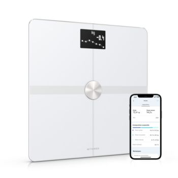 Withings /NOKIA Body plus blanc