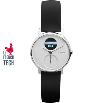 Withings Steel HR  36mm Blanche