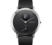 Montre connectée Withings  / NOKIA Steel HR 40mm Noir