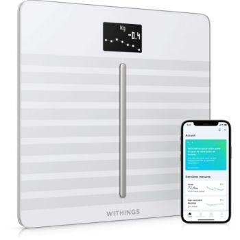 Withings Body Cardio Blanche