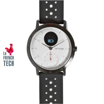 Withings Steel HR Sport Blanche