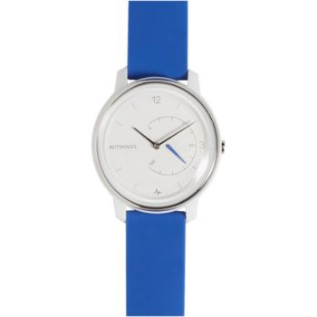 Withings MOVE ECG BLEUE