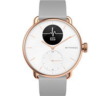 Montre santé Withings  SCANWATCH ROSE GOLD 38MM