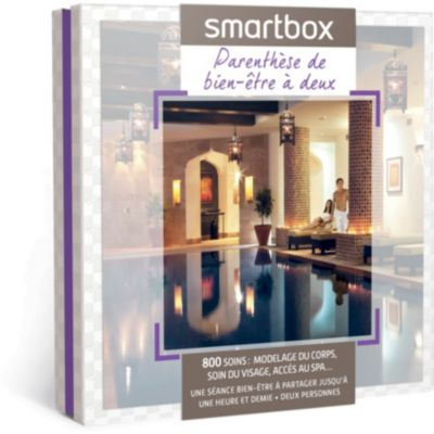 coffret cadeau smartbox boulanger. Black Bedroom Furniture Sets. Home Design Ideas
