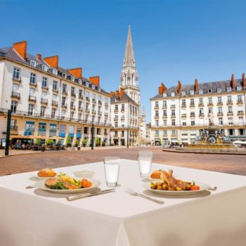 Smartbox Repas gourmands à Nantes