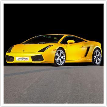 Smartbox Pilotage Lamborghini sur le circuit de P