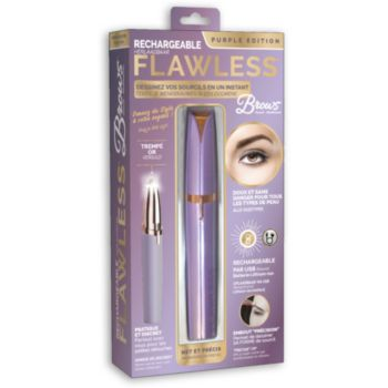 Best Of Tv FLAWLESS BROWS USB RECHARGEABLE