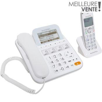 Alcatel XL 650 COMBO VOICE