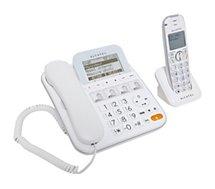 Téléphone filaire Alcatel  XL 650 COMBO VOICE