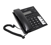 Téléphone filaire Alcatel TEMPORIS 56 Noir