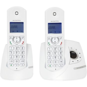 Alcatel F360 Voice Duo Blanc